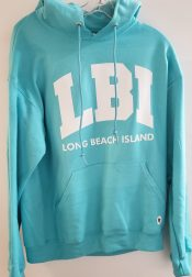 lbi adult hoodie