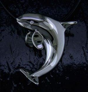 ORCA,PENDANT,STEVEN DOUGLAS