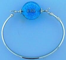 beach sand,lbi,bracelet,sterling