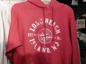 Lbi Adult Hoodie Compass Rose