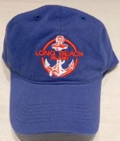 Lbi Baseball Cap Anchor, Navy