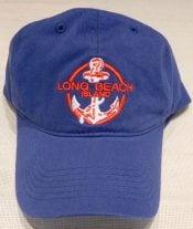Lbi Baseball Cap Anchor, Navy
