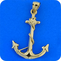 Nautical Charms/Pendants