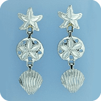 Sealife Earrings