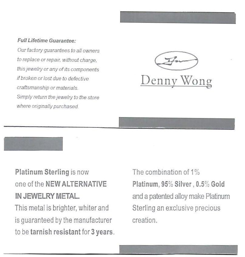DENNY WONG DOLPHIN PEARL RING,PRECIOUS SILVER/18K