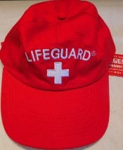 lifeguard cap