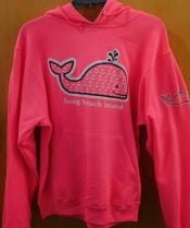 lbi adult whale hoodie