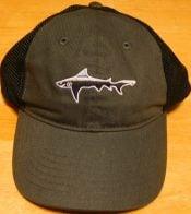lbi shark baseball cap