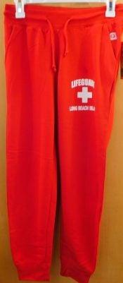 lifeguard youth sweat pants, lbi