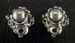 steven douglas octopus earrings