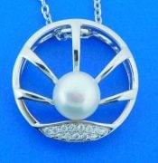 alamea sun pearl pendant