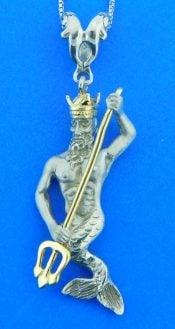 king neptune pendant