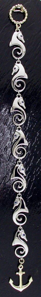 steven douglas seahorse bracelet
