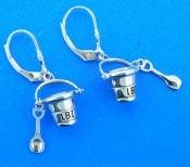 lbi sterling silver pail & shovel