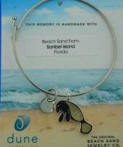 dune jewelry manatee sanibel island sand bracelet