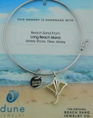 lbi stingray dune jewelry bangle