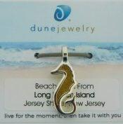 seahorse pendant lbi sand dune jewelry