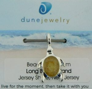 sea turtle lbi sand dune jewelry