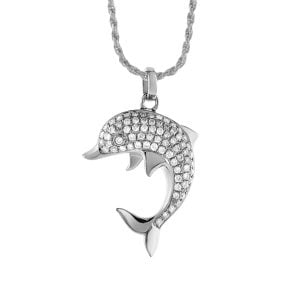 alamea dolphin pendant sterling