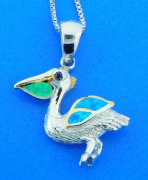 kovel pelican pendant