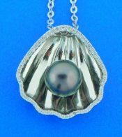 alamea pearl shell pendant