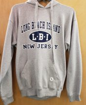 long beach island hoodie