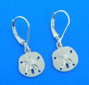 denny wong sand dollar diamond earrings