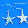 alamea larimar starfish earrings