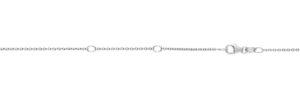 14k extendable chain